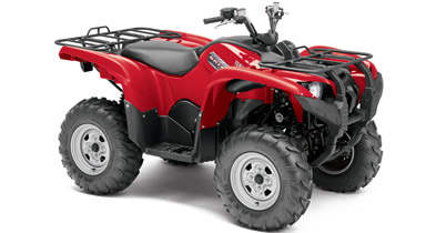 All-Terrain Vehicle (ATV)