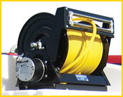 Electric Hose Reel
