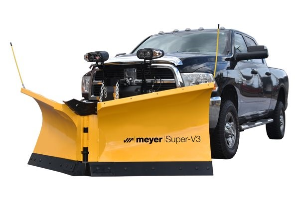 V-Plow/On-Road