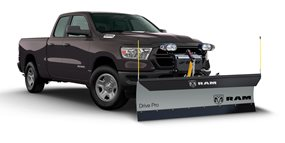 Ram and Jeep Licensed Plows and Spreaders